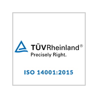 TUVRheinland ISO 14001:2015
